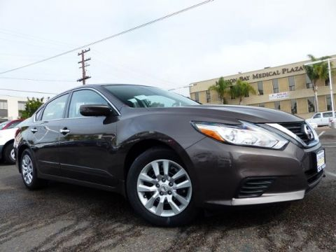 New 2016 Nissan Altima 2.5 S FWD 4D Sedan