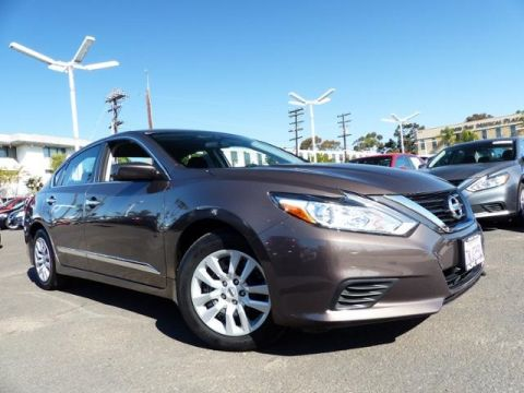 Certified Pre-Owned 2016 Nissan Altima 2.5 S FWD 4D Sedan