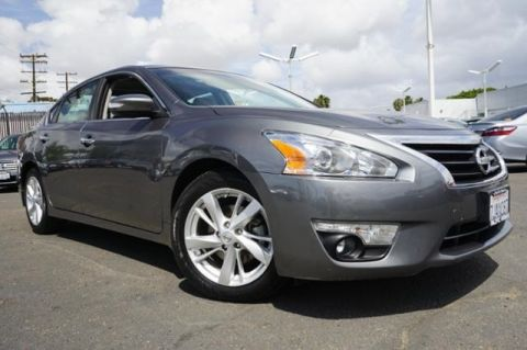Pre-Owned 2015 Nissan Altima 2.5 SL FWD 4D Sedan