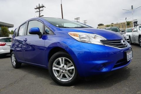 Pre-Owned 2014 Nissan Versa Note S Plus FWD 4D Hatchback