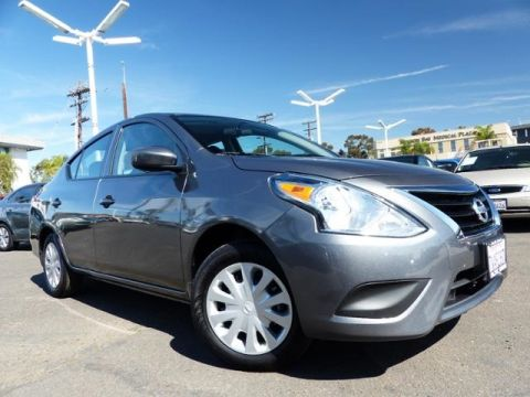 New 2016 Nissan Versa 1.6 S FWD 4D Sedan
