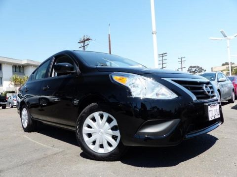 Pre-Owned 2016 Nissan Versa 1.6 S Plus FWD 4D Sedan