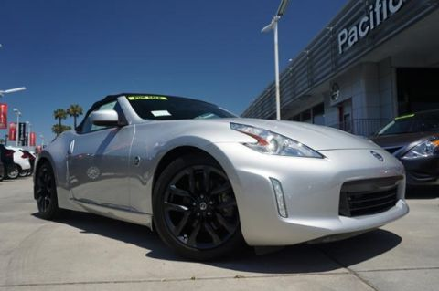New 2015 Nissan 370Z Base RWD 2D Roadster